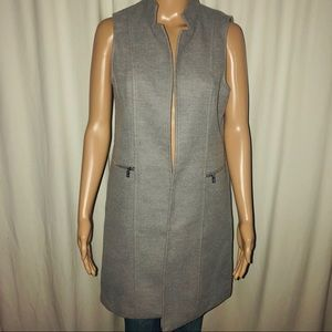 Calvin Klien Long vest jacket